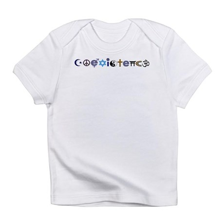 Coexistence Infant T-Shirt