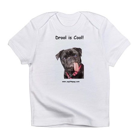 Drool is Cool Yogi Creeper Infant T-Shirt