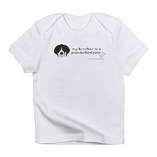 german shorthaired pointer gi Infant T-Shirt