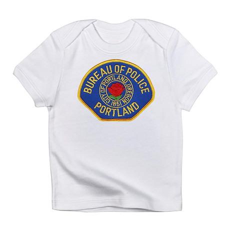 Portland Police Infant T-Shirt