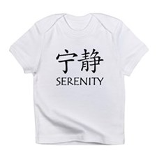 Serenity Creeper Infant T-Shirt