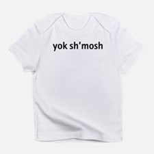 Yok Sh' Mosh Creeper Infant T-Shirt