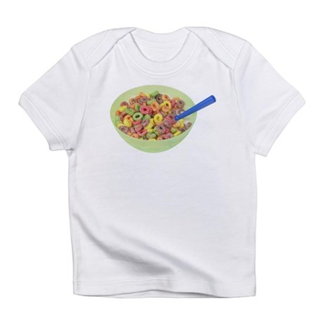 Some Fruity Cereal On Your Creeper Infant T-Shirt
