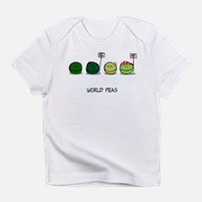 World Peas Creeper Infant T-Shirt