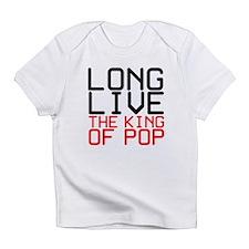King of Pop Infant T-Shirt