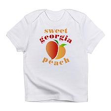 Sweet Georgia Peach Infant T-Shirt