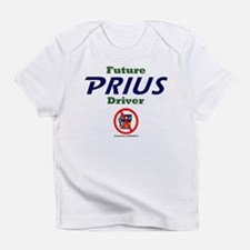 NEW GIFT! Future PRIUS DRIVER Prius Gift Infant T-