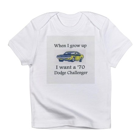 '70 Challenger Infant T-Shirt