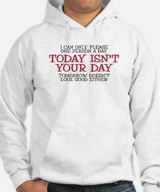 Today isn't your day Hoodie