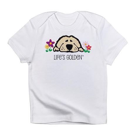 Life's Golden Spring Creeper Infant T-Shirt