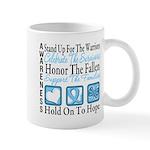 Prostate Cancer Stand Mug