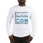 Prostate Cancer Stand Long Sleeve T-Shirt