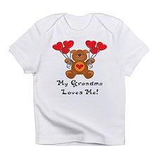 My Grandma Loves Me! Infant T-Shirt