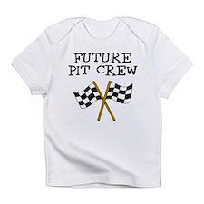 Future Pit Crew Infant T-Shirt