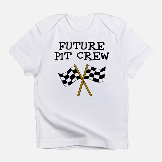Future Pit Crew Infant T-Shirt