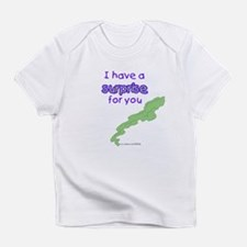 Stinky Poop Creeper Infant T-Shirt