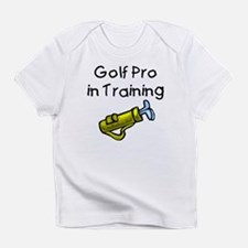Golf Pro in Training Creeper Infant T-Shirt