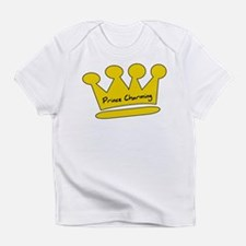Prince Charming (Gold Crown) Creeper Infant T-Shir