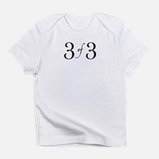 3 of 3 (3rd child) Infant T-Shirt