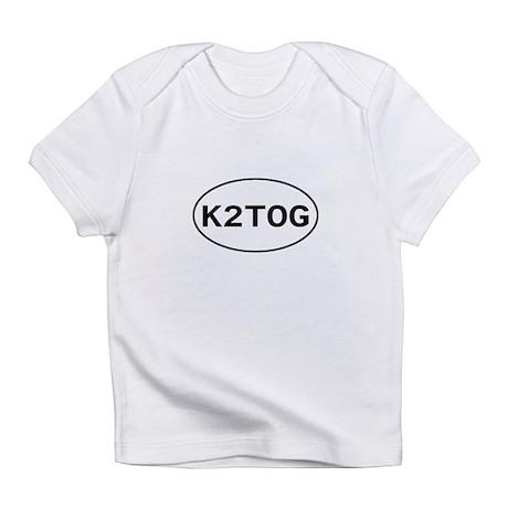 Knitting - K2TOG Infant T-Shirt