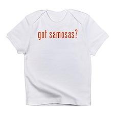 got samosas? Infant T-Shirt