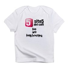 Site5: We Are Web Hosting Infant T-Shirt