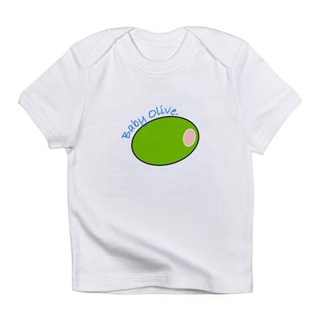 Baby Olive Creeper/Onesie Infant T-Shirt