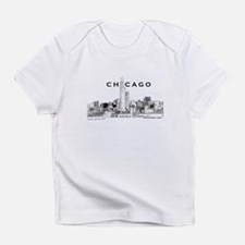 Chicago Creeper Infant T-Shirt