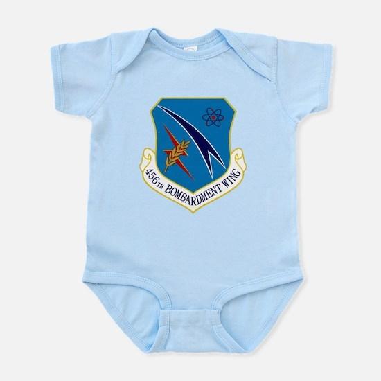 456th Bomb Wing Infant Bodysuit