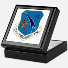 456th Bomb Wing Keepsake Box