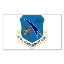 456th Bomb Wing Decal