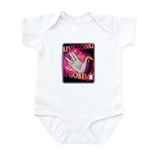 Live Long Gobble Infant Bodysuit
