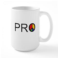 Pro Peace Mug