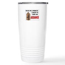 HE SMELLS BAD Travel Coffee Mug