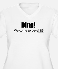 Ding! Welcome to Level 85 T-Shirt