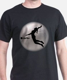 ispike Volleyball T-Shirt