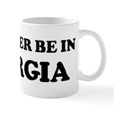 Rather be in Georgia Mug