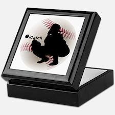 iCatch Baseball Keepsake Box