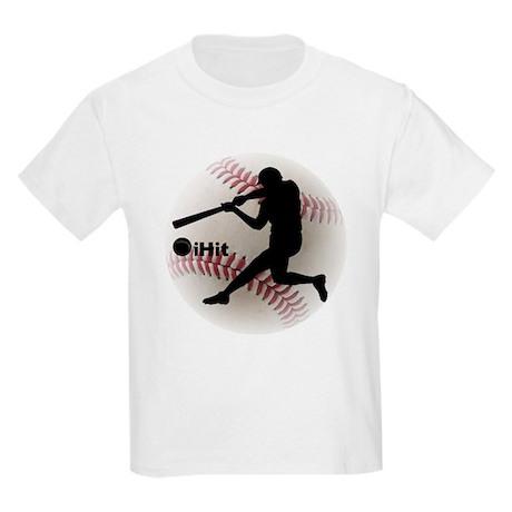 Baseball iHit Kids Light T-Shirt