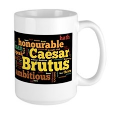 Friends, Romans... Mug