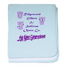 Ridgewood Next Gen baby blanket