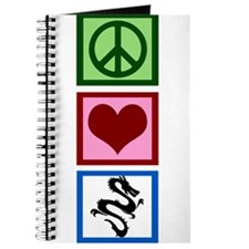 Peace Love Dragons Journal