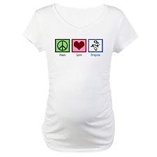 Peace Love Dragons Shirt