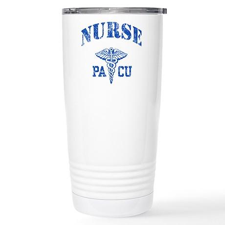 PACU Nurse Stainless Steel Travel Mug