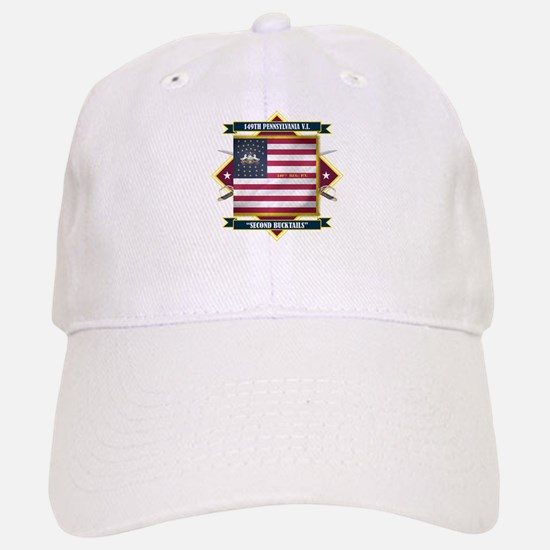149th Pennsylvania Baseball Baseball Cap