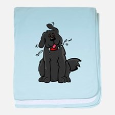 Newfie - Sl1 - baby blanket