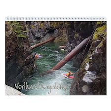 NW Kayaking Wall Calendar :2011