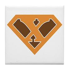 Super Grunge X Tile Coaster
