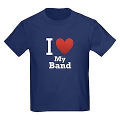 I Love My Band T