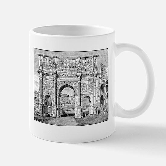 Arch of Constantine Mug
